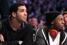 Drake Sends Heartfelt Wishes To Lil Wayne On 38th Birthday