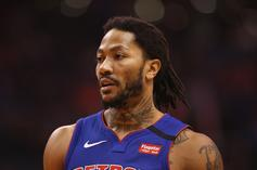 Derrick Rose To Lakers Trade Becoming Strong Possibility: Report
