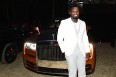 50 Cent Lands Deal To Produce 3 Feature-Length Horror Movies