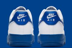 """Nike Air Force 1 Low """"Varsity Royals"""" Adds A Pop Of Color"""