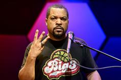 Ice Cube Calls Out The Hypocrisy Of His Critics
