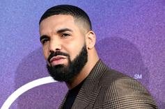 Drake Spits Real Talk & Is Still Shaving A Heart Into His Hair