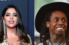 Denise Bidot Leaves Flirty Comment On Lil Wayne's Thanksgiving Announcement