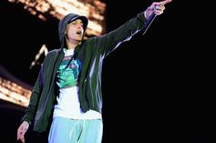 Eminem Supports Detroit With A Downtown Boxing Gym Capsule Collection