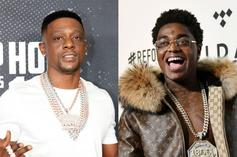 Boosie Badazz Reacts To Kodak Black Converting To Judaism