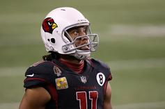 Larry Fitzgerald Details Uncomfortable COVID-19 Experience