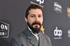 "Shia LaBeouf Was Fired From Movie Set For ""Poor Behavior"": Report"