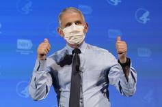 """Dr. Fauci Says He Sees """"Glimmer Of Hope"""" After US Administers 1.5 Million Vaccinations"""