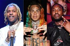 Lil Durk's Subliminal Shot At 6ix9ine Finds Many Rappers Agreeing In His Comment Section
