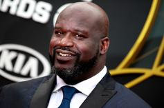 Shaq Gets Knocked Out In First AEW Match