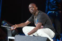 Bobby Shmurda Won't Let Curfew Stop His Grind