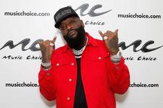 Rick Ross Spits Bars Over Isaac Hayes Sample