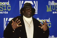 The Notorious B.I.G's Hubcap From Car He Was Shot In Is On Sale