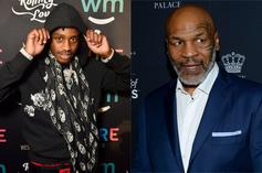 """Lil Tjay Recuits Mike Tyson For """"Destined 2 Win"""" Album Trailer"""