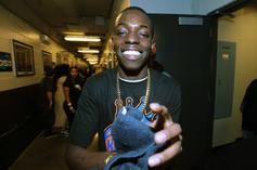 Bobby Shmurda Hasn't Released First Day Out Track Due To Label Issues: Report