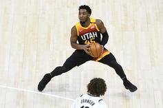 Donovan Mitchell Delves Into His Fear Of Flying