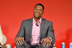 Michael Strahan Says Gap Tooth Prank Has Created High Demand For His Dentist