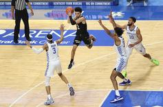 Scotty Pippen Jr. Declares For NBA Draft