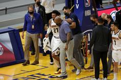 Denver Nuggets Star Jamal Murray Suffers Torn ACL In Left Knee