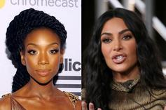 Brandy's Mother Once Sued The Kardashians For Theft & Twitter Is Lit