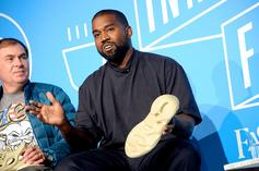 Kanye West's Presidential Campaign Financial Disclosures Rejected By Federal Ethics Agency: Report