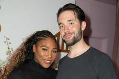 """Alexis Ohanian Has No Problem Being Referred To As """"Serena Williams's Husband"""""""