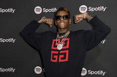 Soulja Boy Celebrates Going No.1 On Billboard