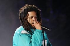 """J. Cole May Drop """"The Off-Season"""" In """"Two Weeks,"""" Says Bas"""
