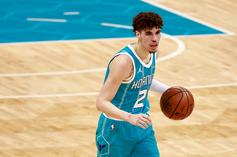 LaMelo Ball Shines In First Game Back Since Fracturing Wrist