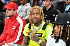 Lil Durk Fires Back At Rumors That He & India Royale Broke Up