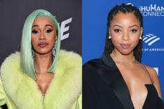 """Cardi B Praises Chloe Bailey For Her Cover Of """"Be Careful"""""""