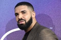 Drake Stops To Give Eager Young Fan An Autograph