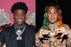 6ix9ine Clashes With Yungeen Ace After Claiming The Rapper Was At His Concert