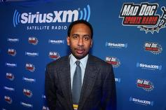 "Stephen A. Smith Shoots Man Down In Dramatic Clip From ""General Hospital"""