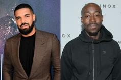 Freddie Gibbs Connects With Drake For A Photo Op