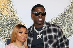 """Casanova 2x's Wife Spits Rhymes About Rapper: """"I Had To Do It For My Baby"""""""