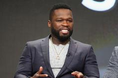 50 Cent Wins Big At The Houston Rodeo Show