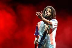 J. Cole Is The First Artist To Have Solo Feature On The Cover Of Slam