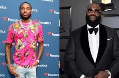 Meek Mill Allegedly Denied Rick Ross Entry To His Section At His Birthday Party In Miami