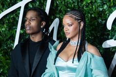 """A$AP Rocky Confirms He's Dating Rihanna: """"The Love Of My Life"""""""