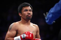 Manny Pacquiao Announces Fight Against Errol Spence Jr.