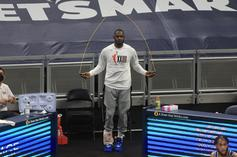 LeBron James Continues To Avoid Vaccine Questions