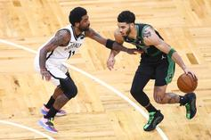 Kyrie Irving Speaks Out After A Rough Night Against The Celtics
