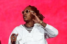"""Future Previews New Music For Fans Following Leaked """"Maybach"""" Verse"""