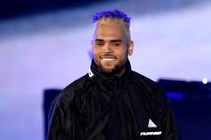 Chris Brown Says He's Not In A Rush To Release A New Album