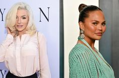 Chrissy Teigen Drops Out Of Acting Role Amid Courtney Stodden Scandal