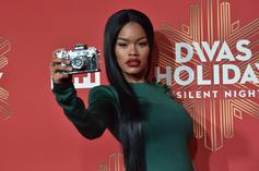 """Teyana Taylor Reacts To Being Named Maxim's """"Sexiest Woman Alive"""""""