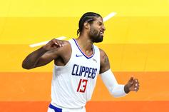 """Paul George Roasted With """"Pandemic P"""" Jokes After Clippers Loss"""