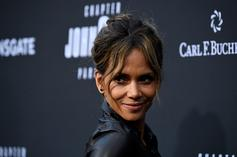 Halle Berry Says She Loves When Rappers Name-Drop Her