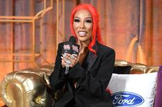 """K. Michelle Teases """"New Music & Shows"""" With Fresh IG Post"""